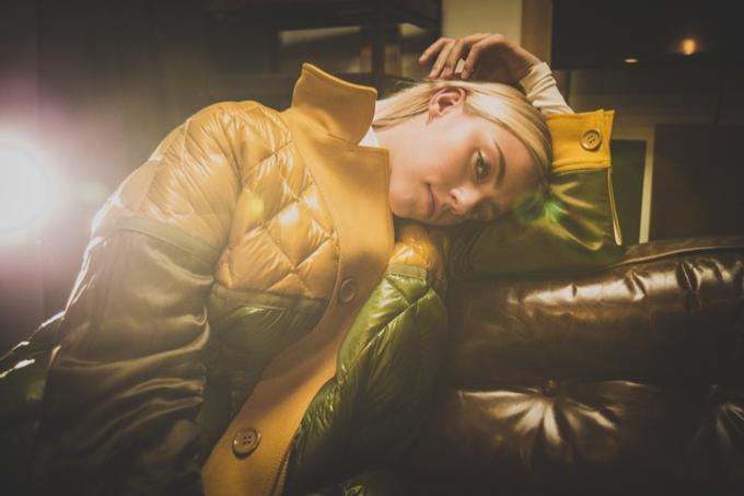 Пайпер Америка Смит в рекламной кампании Tatras