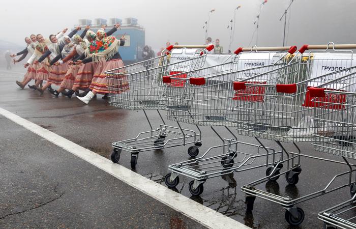 Руководство заметило в РФ кризис потребления