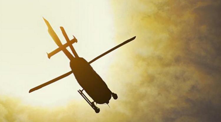 ВКарсноярском крае два человека погибли при крушении вертолета