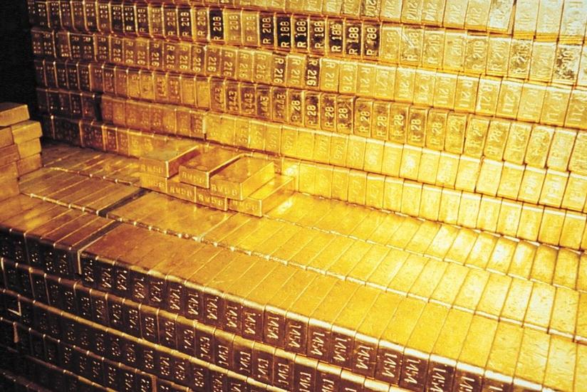 Международные резервы Российской Федерации уменьшились занеделю на100 млн долларов