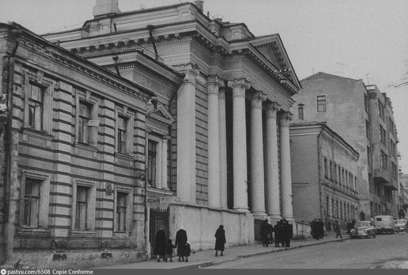Московская Хоральная синагога. 1959..jpg