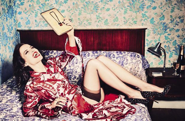 Eva Green Stars in Glamour Italia's August 2016 Cover Story