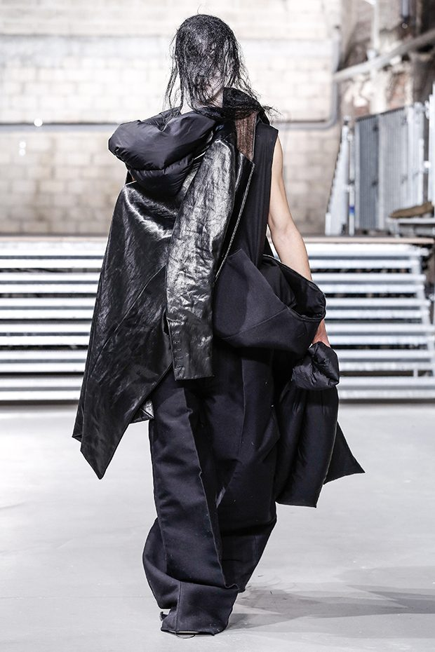 #PFW RICK OWENS Fall Winter 2017.18 Collection