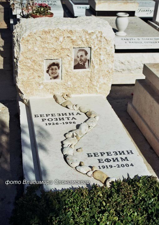 Юрий Тимошенко и Ефим Березин