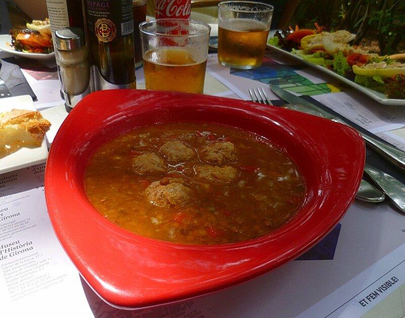 Еда в Испании (Food in Spain)