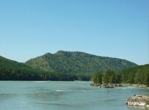 Горный Алтай. Катунь, на реке.jpg