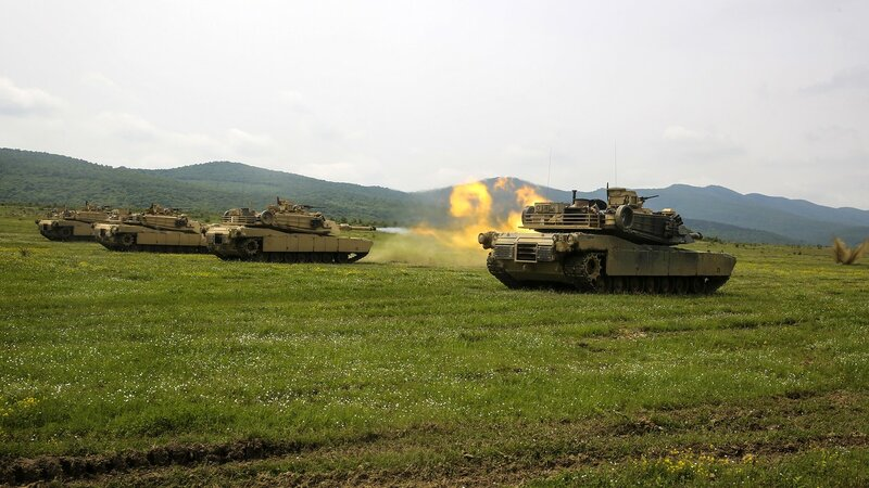 Five NATO Allies, One Fight