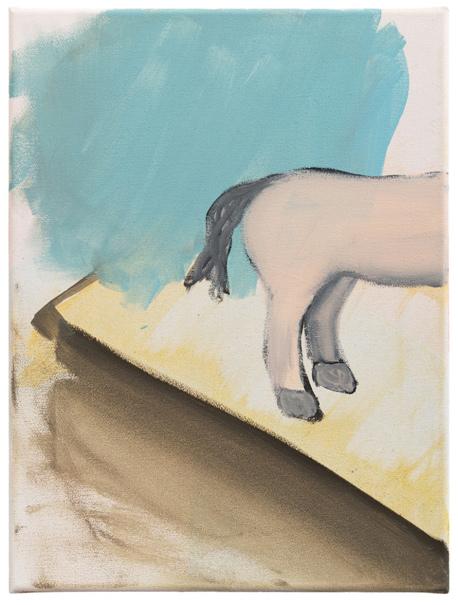 "Grit Hachmeister, ""Des Pudels Kern"", 2016 © Grit Hachmeister"