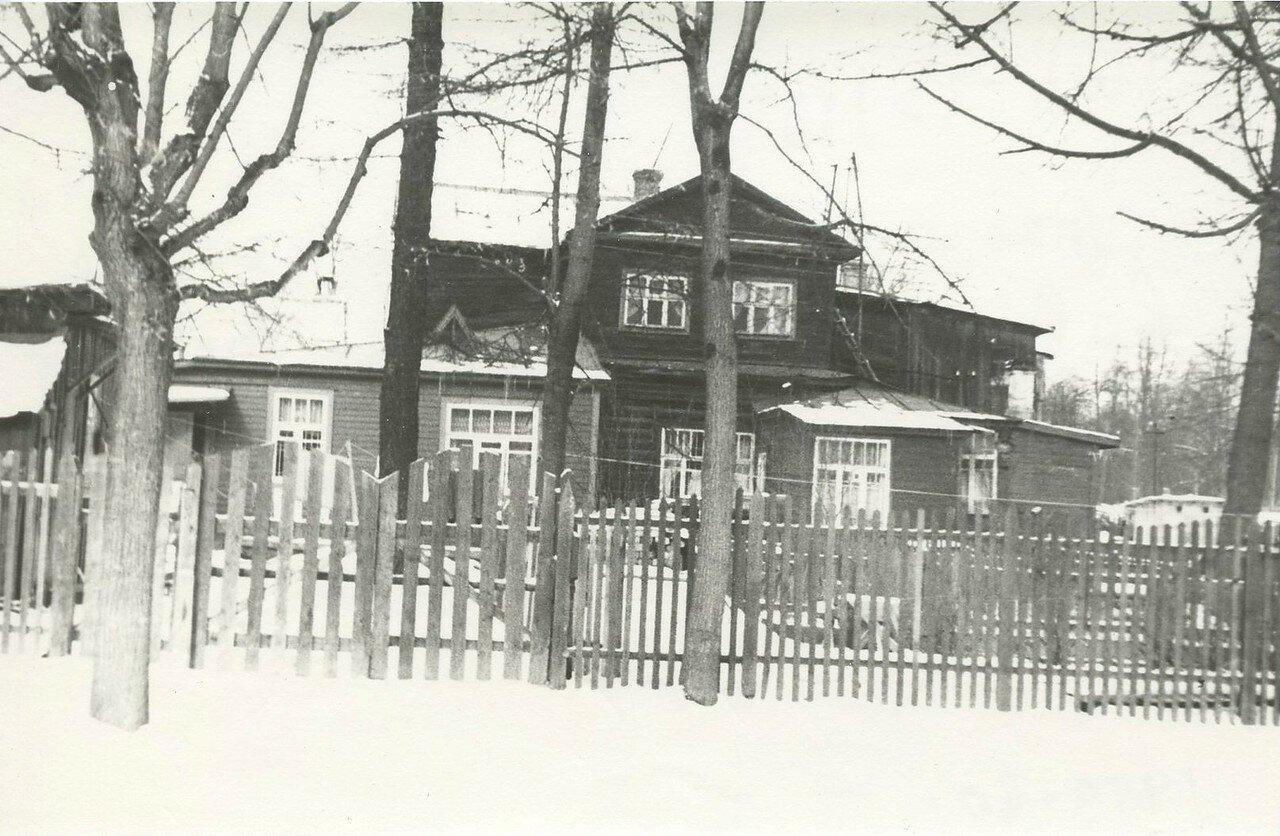 1960-е. Новогиреево