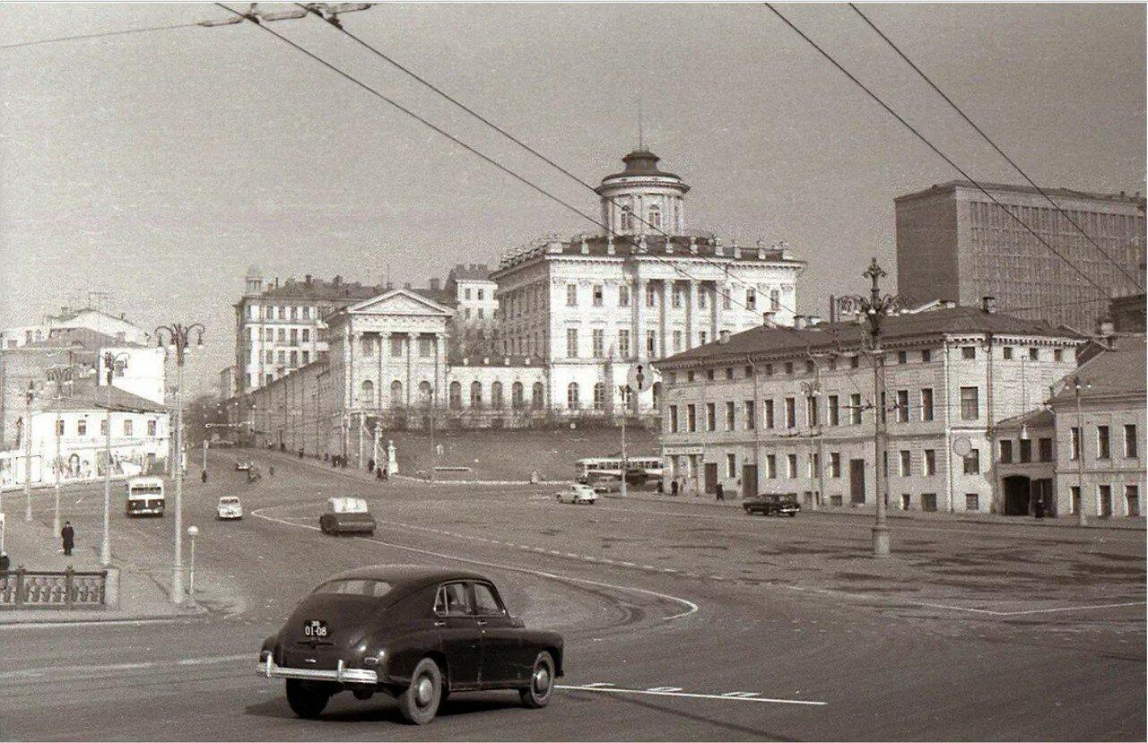 1959. Боровицкая площадь