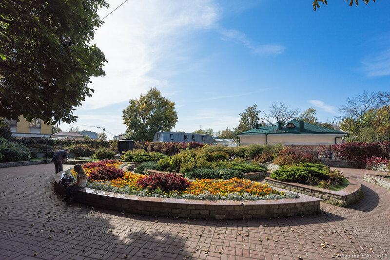 Морозовский сад