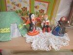 Исмагилова Аделя (рук. Габдуллина Ирина Тагировна) - Башкирские национальные куклы
