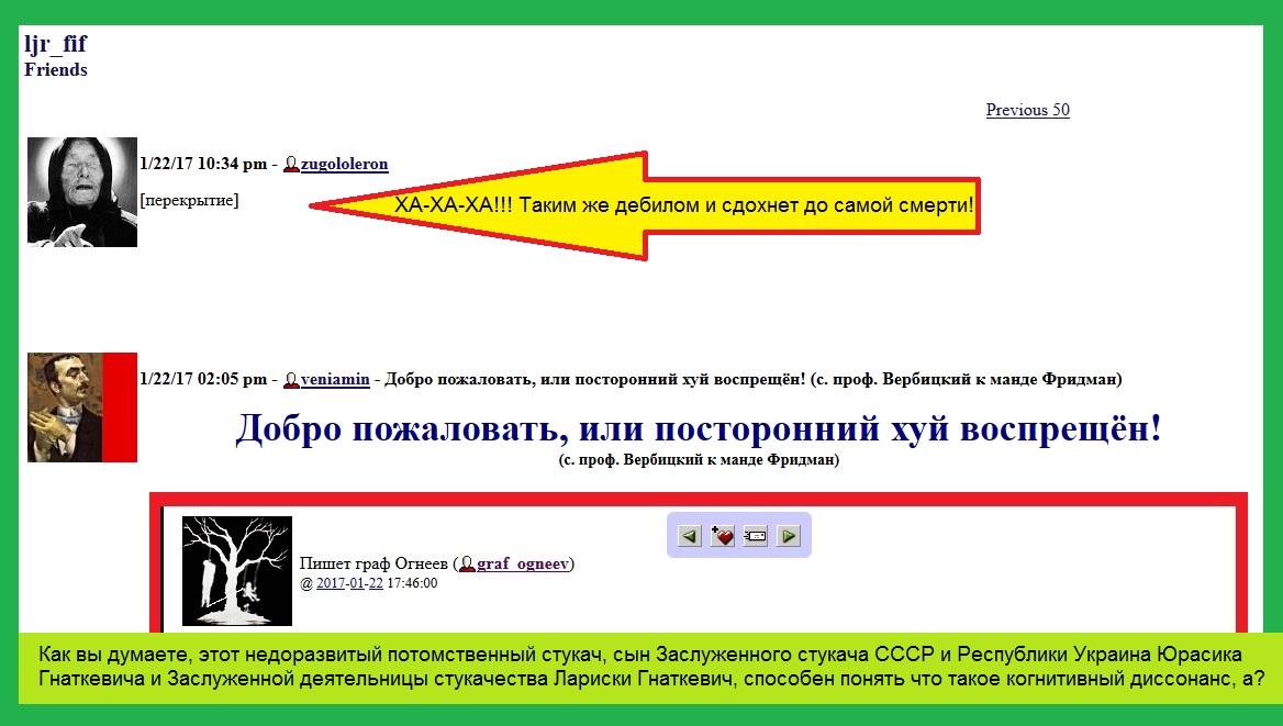Гнаткевич, Юрий Гнаткевич, Лариса Гнаткевич, Стукачи, Сексоты, Комменты, ЛЖР, Я