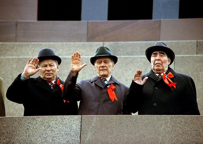 Странные и удивительные воспоминания о СССР