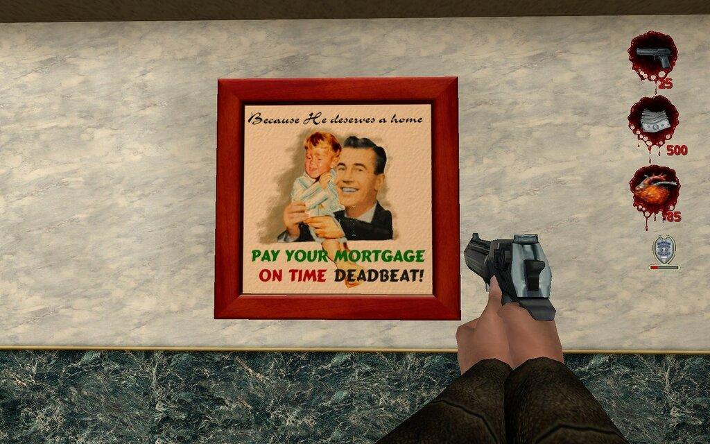 Скриншоты из Postal 2 для блога из Златоуста