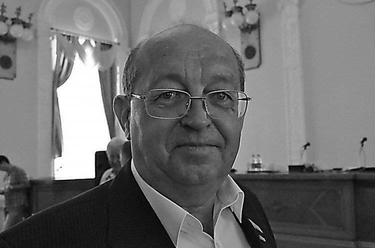 Скончался депутат Николаевского облсовета Зибров