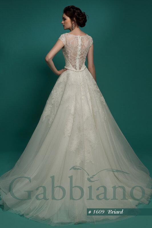 Свадебное платье Бриар