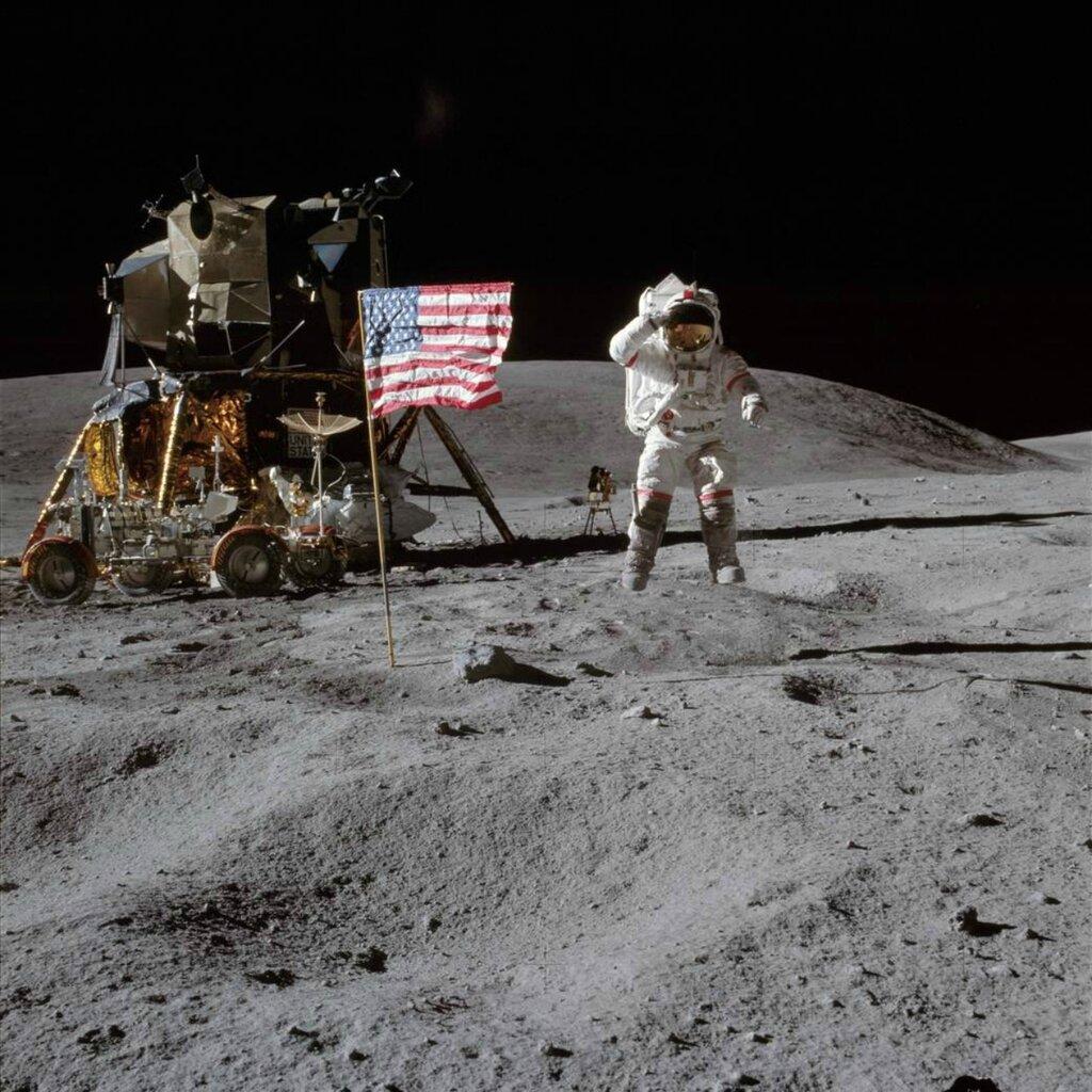 Трамп хочет чтобы NASA вернуло людей на Луну к 2024 году