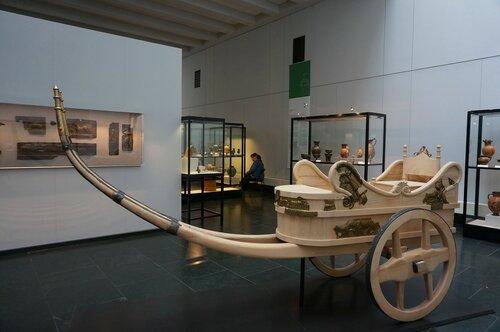Государственный музей античного искусства. Выставка, посвященная этрускам.