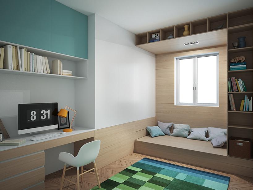 Квартира в Македонии отражающая день и ночь