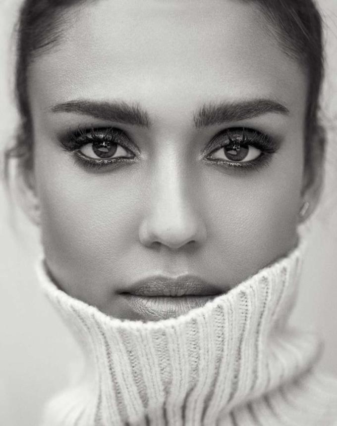 Джессика Альба в Shape Magazine