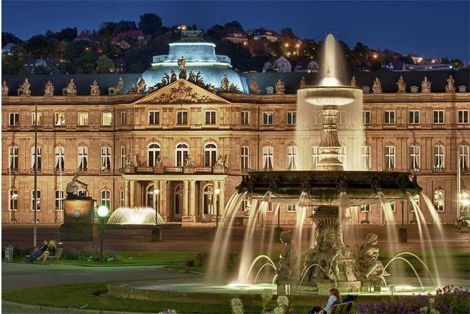 10. Баден-Баден Этот роскошный спа-городок, расположенный в северных предгорьях Шварцвальда, настоль