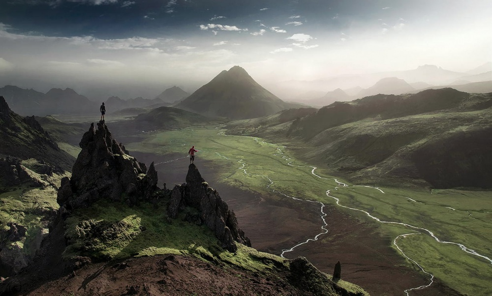 40000 туристов поднимается на Килиманджаро каждый год, и это не считая носильщиков, поваров и гидов.