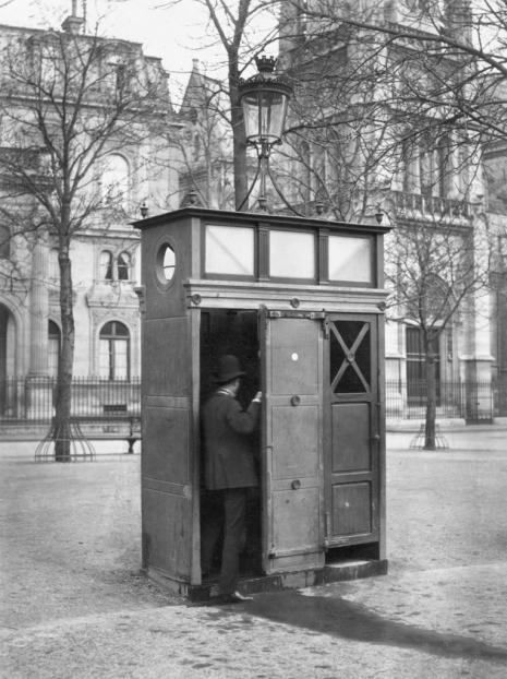Писсуар де Пари: удивительно продуманные для XIX века общественные туалеты Парижа (9 фото)