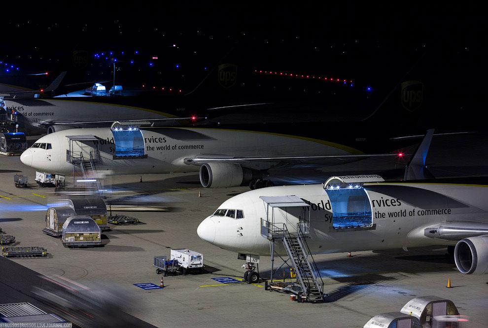 Помимо этого авиакомпания зафрахтовала еще 293 самолета, что доводит ее флот до внушительной ци