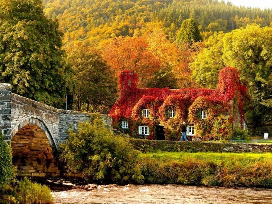 6. Уэльс, Великобритания