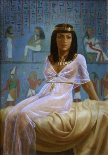 Царица Египта до сих пор славится своими секретами красоты, при этом красавицей она не была. <br