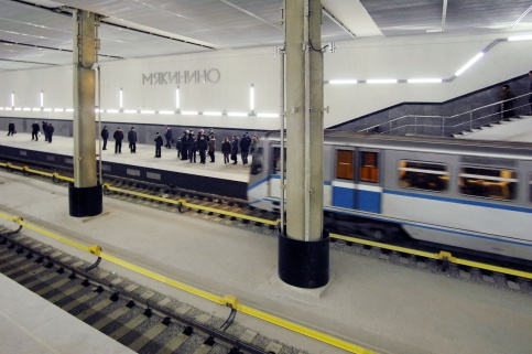 Вопрос обэксплуатации станции «Мякинино» решат вскоре | Новые Округа