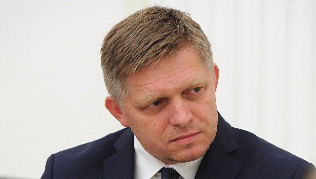Фицо: Словакия готова идалее гарантировать реверс газа в государство Украину