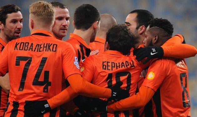 УЕФА назвал «Шахтер» одним из наилучших клубов первой половины сезона