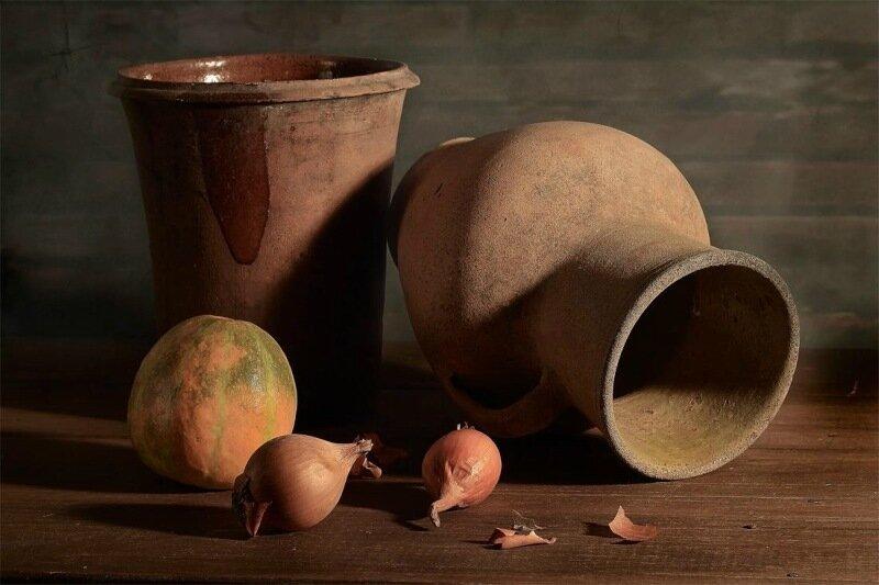 Глечик (висока глиняна посудина)