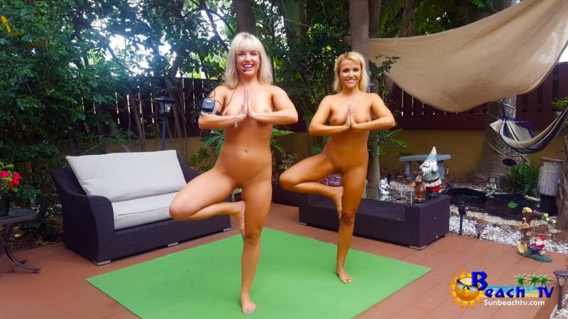 Йога от Jennifer Scordamaglia