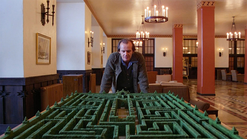 Hotel That Inspired 'The Shining' Announces Contest to Design a 61,500 Square Foot Hedge Maze (2 pics)