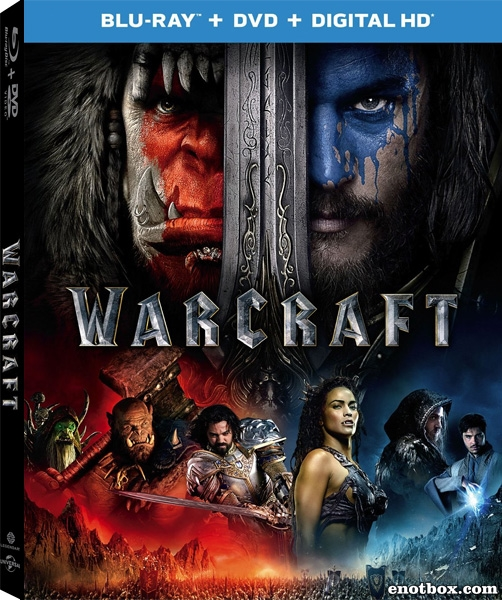 Варкрафт / Warcraft (2016/BD-Remux/BDRip/HDRip/3D)