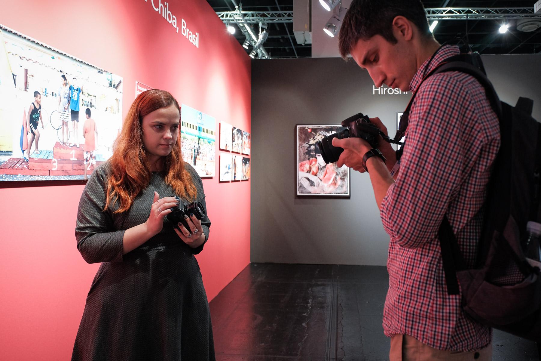 Мои впечатления от выставки Photokina 2016