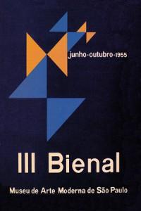 Confira os cartazes de todas as edicoes da Bienal de Arte de SP