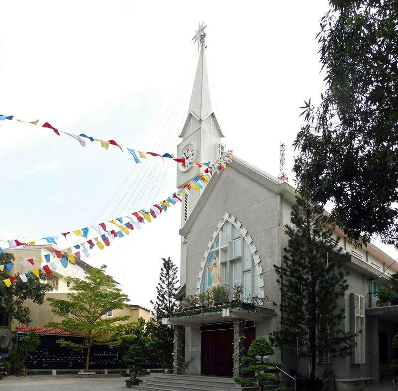 Северная церковь Нячанга