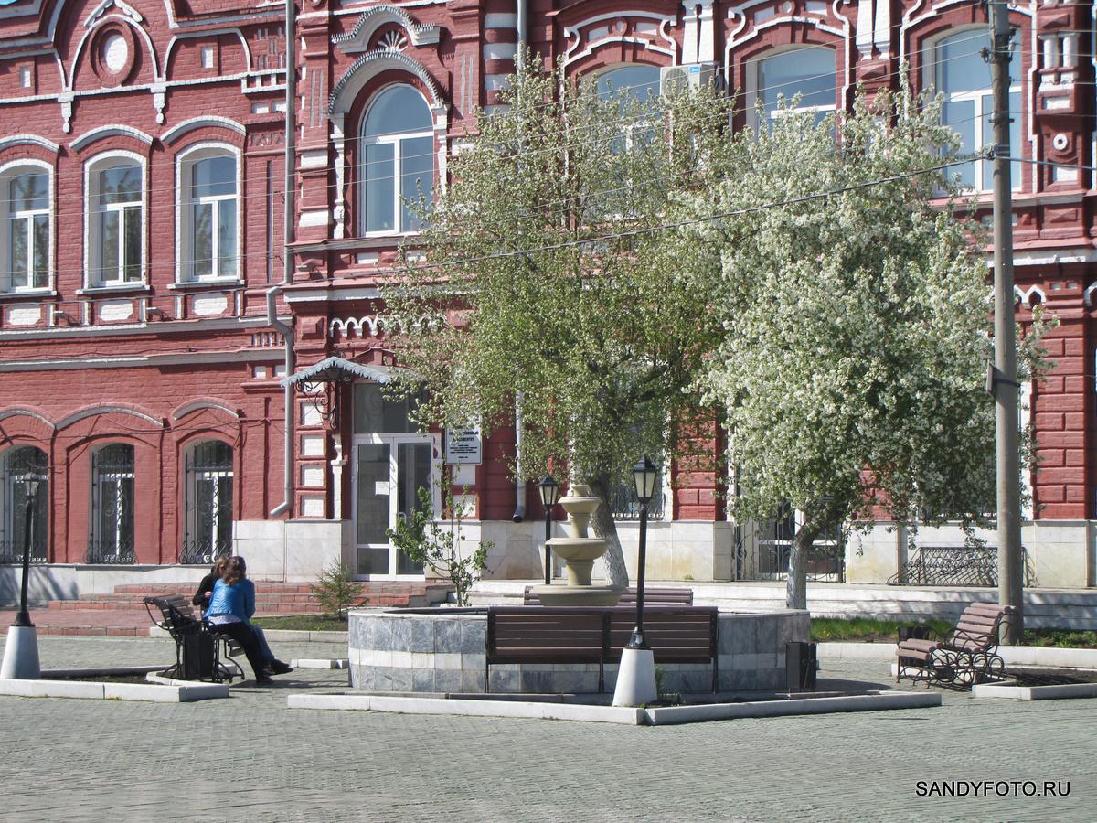 Цветущий Троицк — ЧелГУ — часть третья