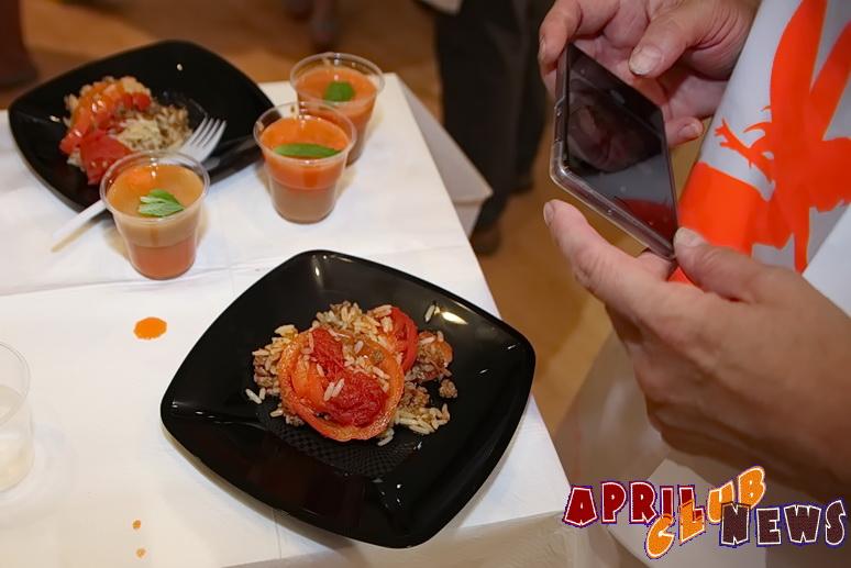 Летний ужин на кухне Panasonic
