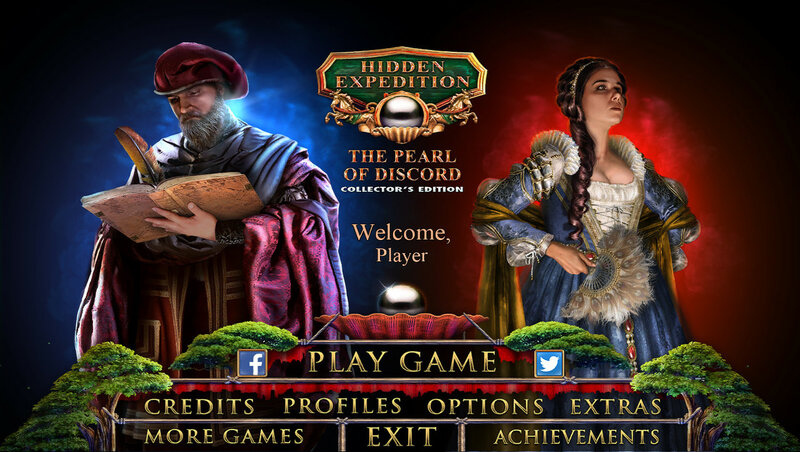 Hidden Expedition: The Pearl of Discord CE