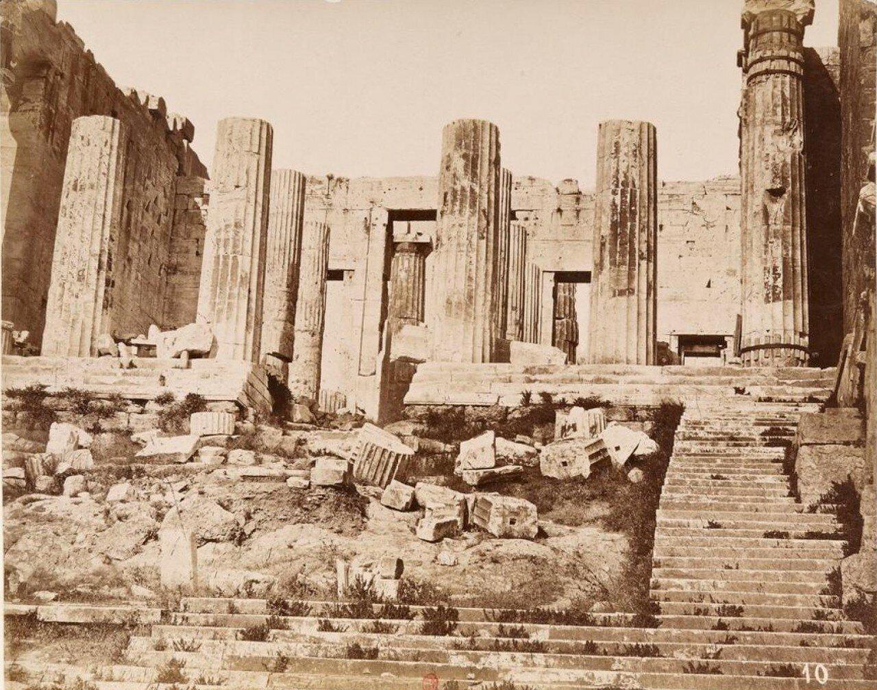 10. Пропилеи (Акрополь)