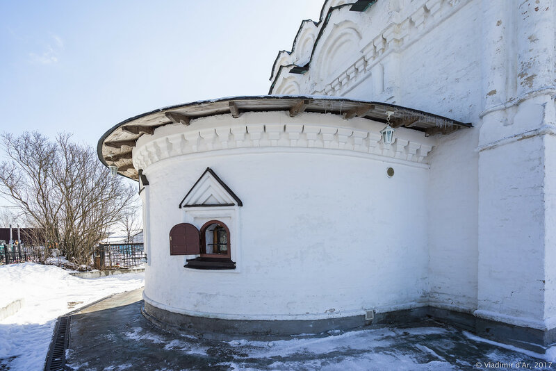 Храм Рождества Пресвятой Богородицы в Поярково