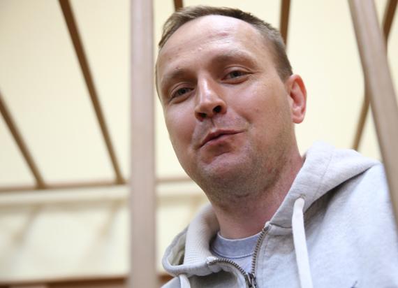 Рассмотрение ходатайства следствия об аресте экс-главы ГУЭБиПК Д.Сугробова в Басманном суде