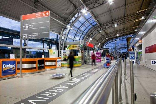 В Варшаве эвакуирован пассажирский терминал аэропорта Модлин