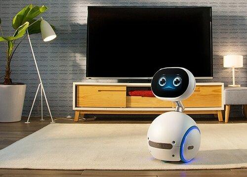 Asus представила домашнего помощника-робота Zenbo