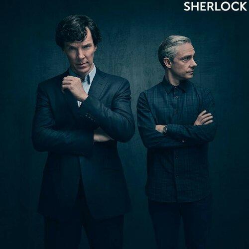 ВВС представило новый постер сериала «Шерлок»